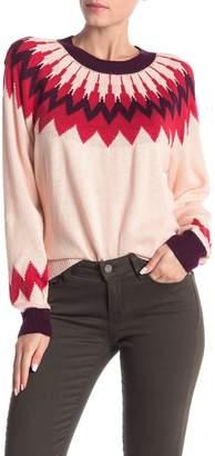 Abound Chevron Winter Sweater