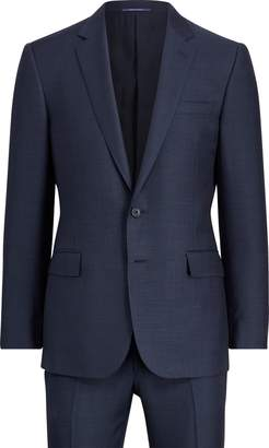 Ralph Lauren Wool Sharkskin Suit