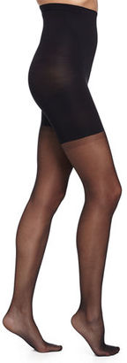 Spanx High-Waisted Luxe Sheer Tights $28 thestylecure.com