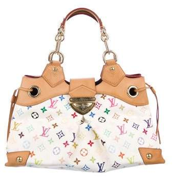 Louis Vuitton Multicolore Monogram Ursula Bag - ShopStyle Shoulder b9031aff77a2f
