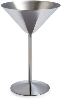 Sur La Table Stainless Steel Martini Glass