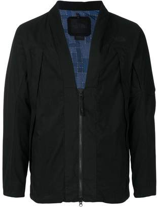 The North Face Black Label zipped fitted jacket