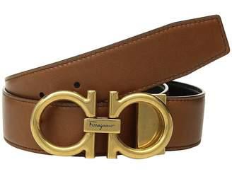 Salvatore Ferragamo Adjustable/Reversible Belt - 679974