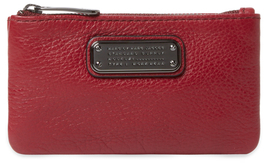 Marc By Marc Jacobs New Q Leather Key Pouch
