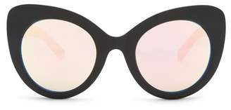 Quay Screamin' Diva 65mm Cat Eye Sunglasses
