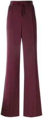 Valentino Techno stitch palazzo pants