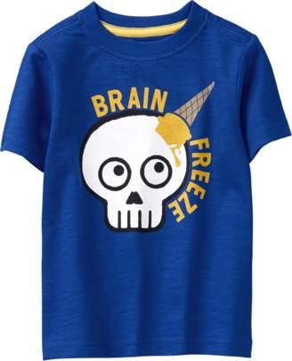 Gymboree Brain Freeze Tee