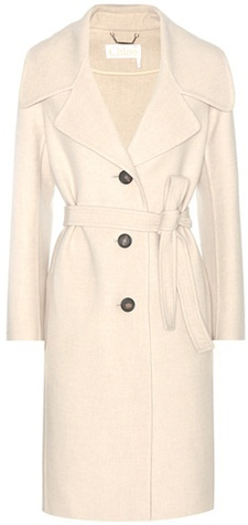 Chloé  Chloé Wool And Cashmere Coat