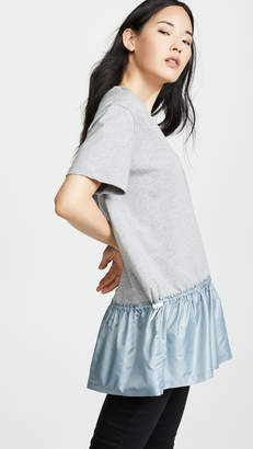 RED Valentino Drop Waist Tee