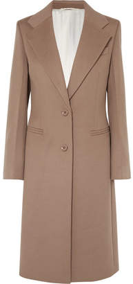 Joseph Marline Wool-blend Coat - Camel