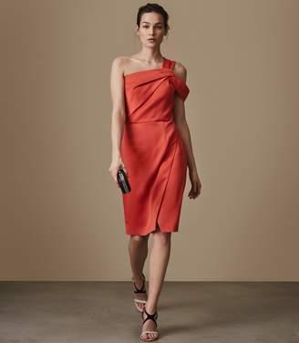Reiss Melissa One-Shoulder Cocktail Dress
