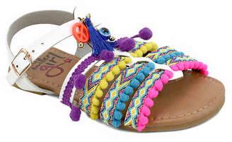 Olivia Miller Friendship Toddler & Youth Sandal - Girl's