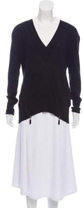 Thomas Wylde Embellished Cashmere Sweater
