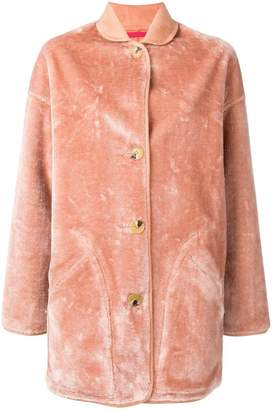 Paul Smith reversible oversized coat
