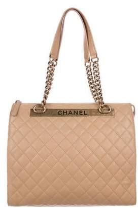 Chanel Rita Dome Tote