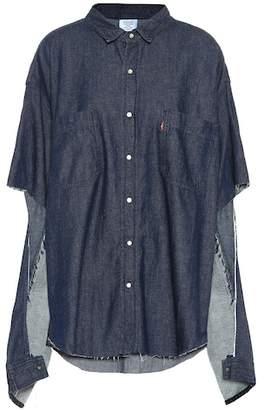 Vetements x Levi's® Denim shirt