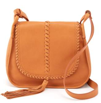 Hobo Brio Leather Crossbody Bag