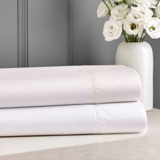 Hudson Park Collection 500TC Sateen Iron Free Extra Deep Fitted Sheet, California King - 100% Exclusive