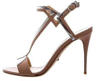 Jerome C. Rousseau Welch Ankle Strap Sandals w/ Tags