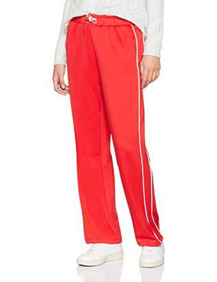 New Look Women's 5927591 Trousers, (Bright Red), (Size:)