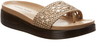 Donald J Pliner Fiji Leather Sandal