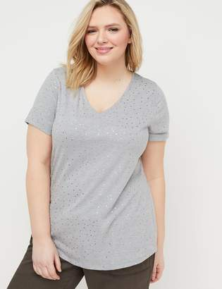 8003aa37f Plus Size Rose Gold Tops - ShopStyle
