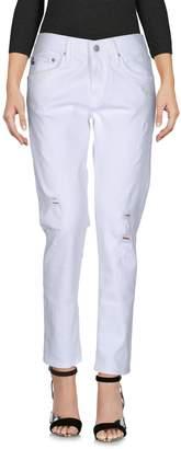 AG Adriano Goldschmied Denim pants - Item 42614047