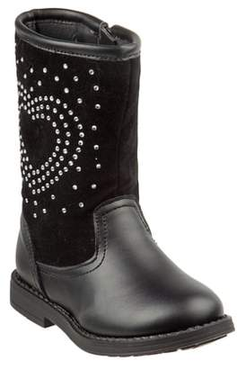Laura Ashley Studded Heart Boot