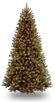Beachcrest Home Spruce Artificial Christmas Tree with Clear Lights Tree Height: 4.5'