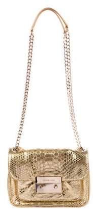 Michael Kors Metallic Embossed Sloane Bag