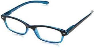 A. J. Morgan A.J. Morgan Unisex-Adult Hip Daddies - Power 0 54257 Rectangular Reading Glasses
