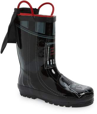 Western Chief Star Wars(TM) - Darth Vader Waterproof Rain Boot