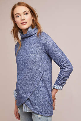Sol Angeles Funnel-Neck Pullover