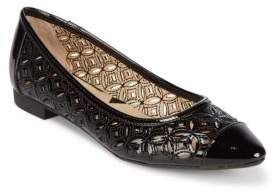Point Toe Flats $89 thestylecure.com