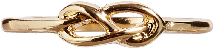 Asos Fine Infinity Ring