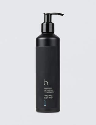 Bamford Grooming Department BGD Hand & Body Wash