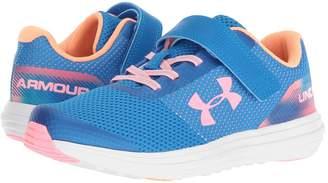 Under Armour Kids UA GPS Surge RN Prism AC Girls Shoes