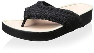 Taryn Rose Women's Alvis Platform Sandal $39.99 thestylecure.com