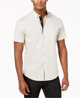 INC International Concepts I.N.C. Men's Stretch Pocket Shirt, Created for Macy's
