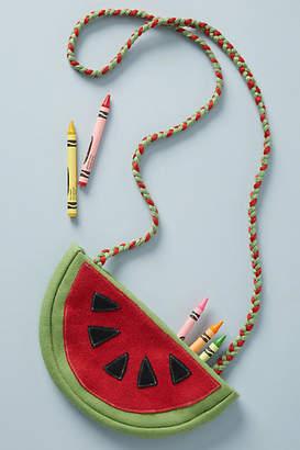 Anthropologie Watermelon Kids Bag