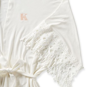 Mark And Graham Lace Robe