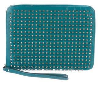 Christian Louboutin Spiked iPad Case