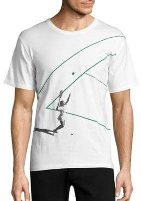 LIBRARY Tee Short Sleeve Cotton T-Shirt