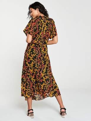 dddea79e0b27 Whistles Daisy Print Stine Dress - Multi
