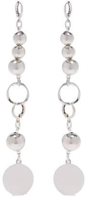 Aubade Mounser Silver Earrings