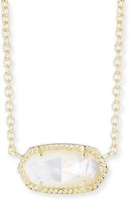 Kendra Scott Elisa Abalone Shell Necklace