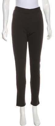 Givenchy High-Rise Skinny Leggings