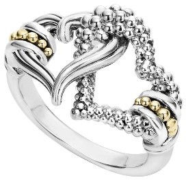 Women's Lagos Beloved Ring $350 thestylecure.com