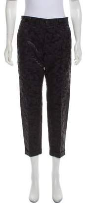 DSQUARED2 Patterned Cropped Pants
