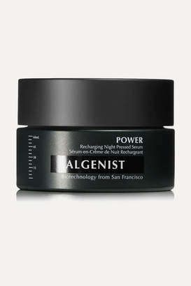 Algenist Power Recharging Night Pressed Serum, 60ml - Colorless
